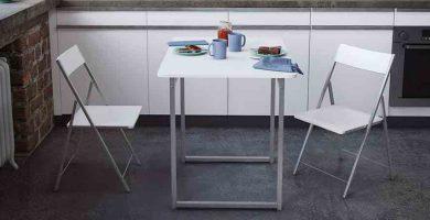 comprar mesas auxiliares ikea para cocina y terraza